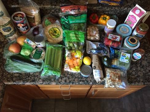Groceries for the week!