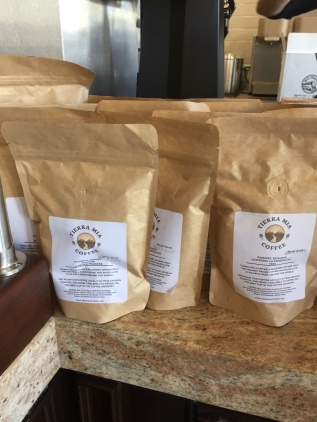 Tierra Mia house roasted beans for sale